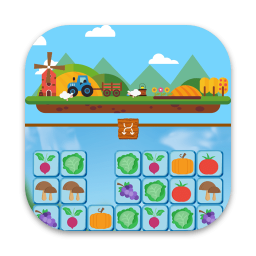 Huge update for game Mama's farm: Match 3