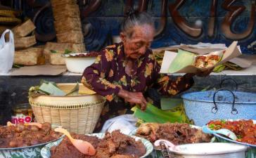 Resep Sukses Mbah Pon, Pasar Beringhardjo Yogya