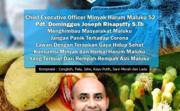 Penemuan Minyak Harum Maluku Cap Rajawali & Herbal Harum Maluku 52