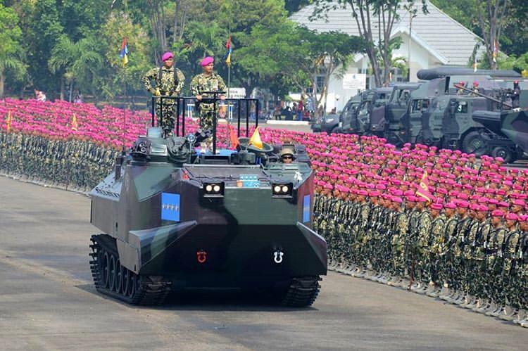 74 Tahun Pengabdian Marinir Berperan Aktif & Berhasil Di Setiap Penugasan