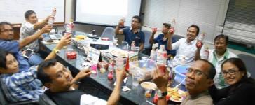 Majalah Eksekutif Siapkan Silaturahmi Kepada Pemasang Iklan & Relasi