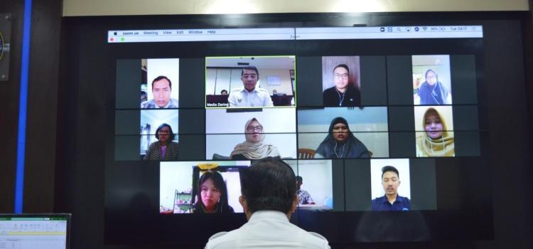 Deputi Cegah BNN: Menyikapi WFH, Anggota Tetap Dikontrol