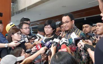 Tim Tanggap COVID19 Bentukan Anies Baswedan, Gubernur DKI