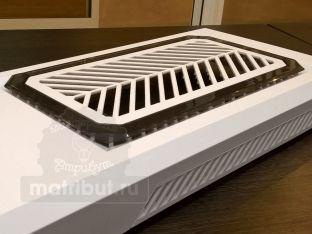 Дополнительные отверстия для вентиляции корпуса. Так стало