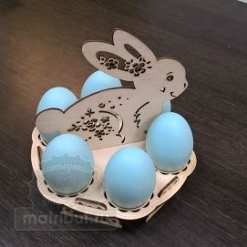 Пасхальная подставка для яиц