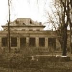 """Restaurantul Casei Regale """"Flora"""", clădire demolată"""