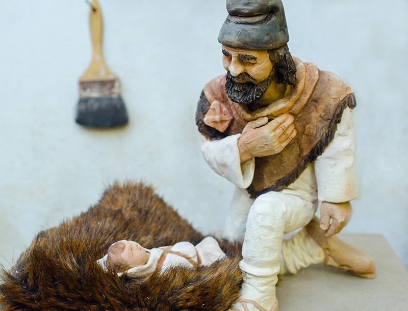 """""""Atunci când i se năștea un copil, tatăl îngenunchea în fața pruncului. Îl primea ca pe un dar ceresc"""""""