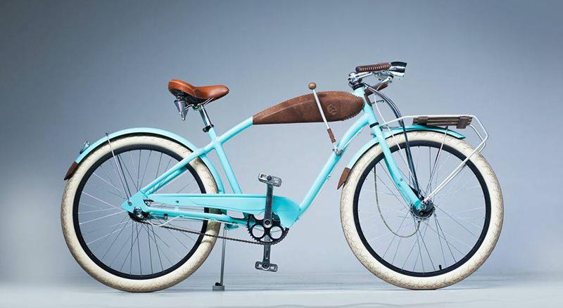 Bicicletă tip custom cruiser
