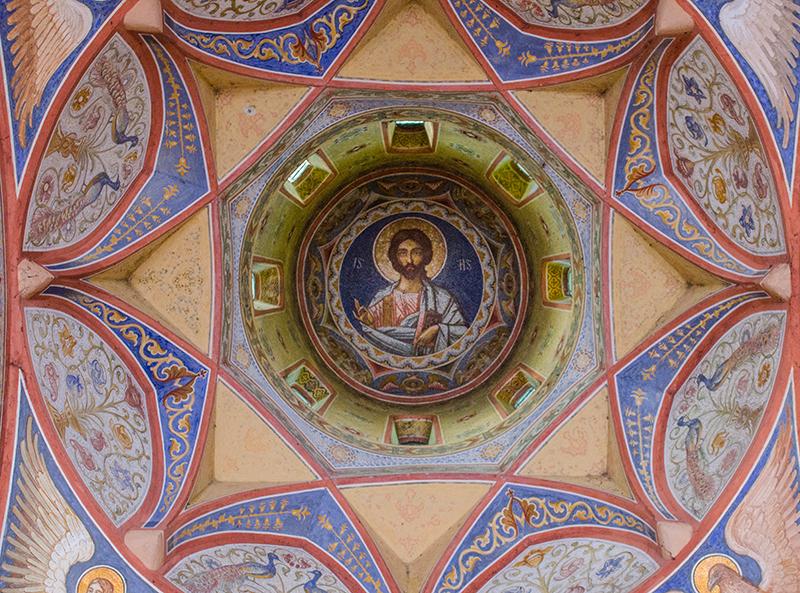 rusine nationala mormant Alecsandri Mircesti interior (4)
