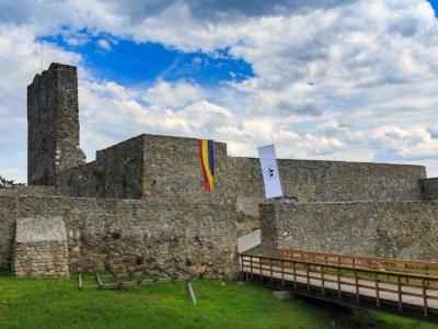 România100 Severin cetate medievală gresie Litovoi slider
