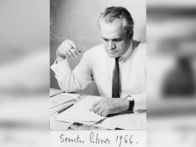 seria autori români uitaţi I.D. Sârbu Ion Dezideriu Sârbu discipol Blaga slider