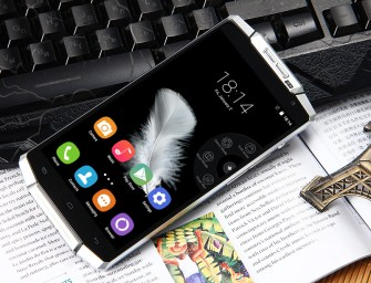 This Chinese Smartphone Has a 10,000mAh Battery and Lasts 15 Days