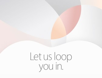 """You Can Now Watch Apple's """"Let us loop you in"""" Keynote on Their Website"""