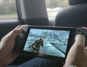 Nintendo's Switch Will Be Available for Preorder in NYC Starting January 13th