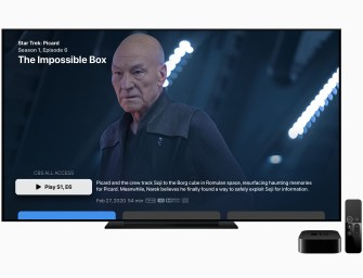 Apple introduces its first streaming bundle, offering Showtime and CBS All Access for $9.99 to Apple TV Plus customers