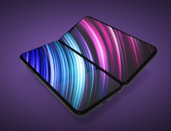 Report: Apple is working on foldable iPhone screens