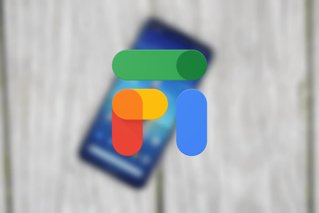 Google Fi (Pixel 4a 5G) header