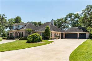 Property for sale at 2244 Sunset Oaks Drive, West Columbia,  Texas 77486