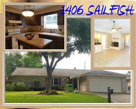 Property for sale at 1406 Sailfish Drive, Bay City,  Texas 77414