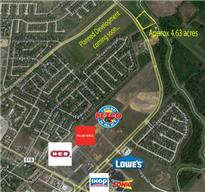 Property for sale at 000 Pearland Parkway, Pearland,  Texas 77581