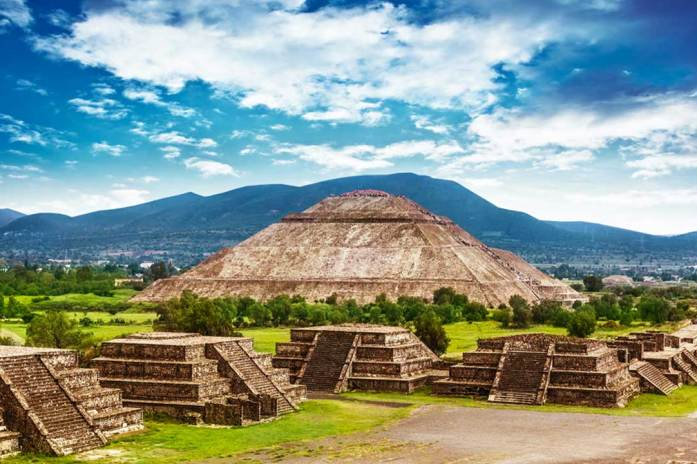 Teotihuacan Mystery - The Place Where The Gods Were Created