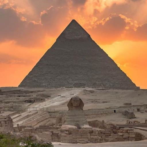 THOTH (known as ENOCH or SAURID) The Builder Of Great Pyramid?