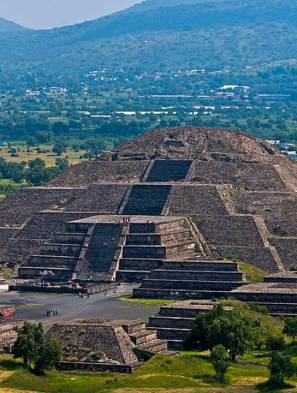 Teotihuacan - Tunnel Discovered Near The Pyramid Of The Moon