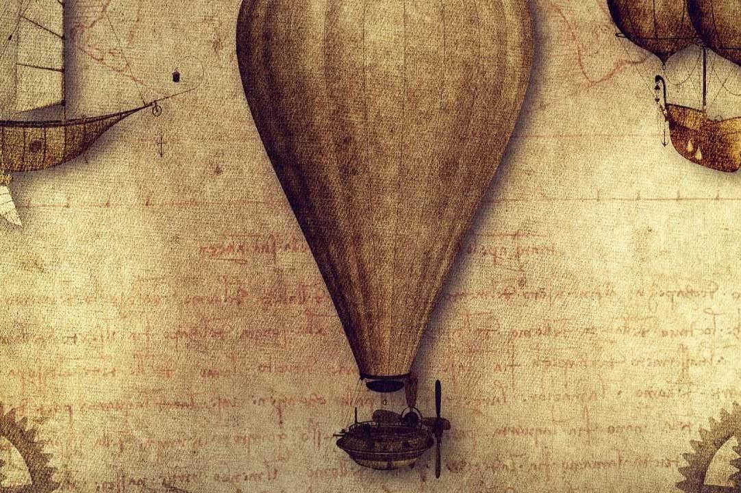 Leonardo da Vinci - Inventions and Discoveries - Alien Contact