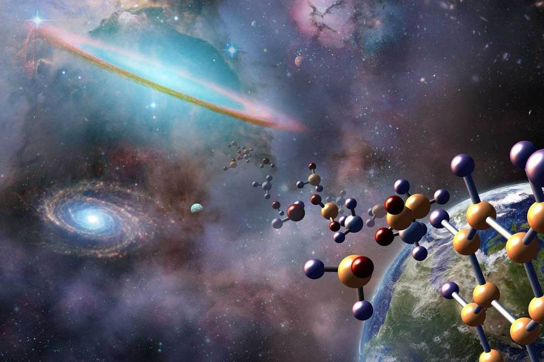 The Origin of Life - Accident or Physical