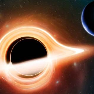 Black Holes - Is the entire Universe inside of one of it