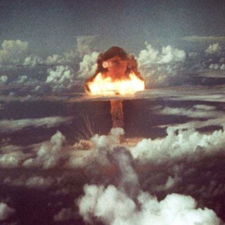 Ancient Nuclear Explosions, War Between Rama and Atlantis Empire