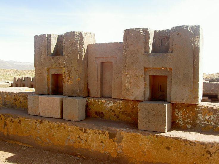 Tiwanaku Modular Blocks