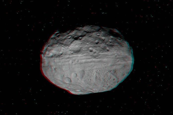 4 Vesta Asteroid