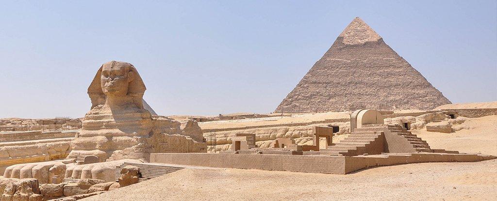 Enoch Great Pyramid Mystery