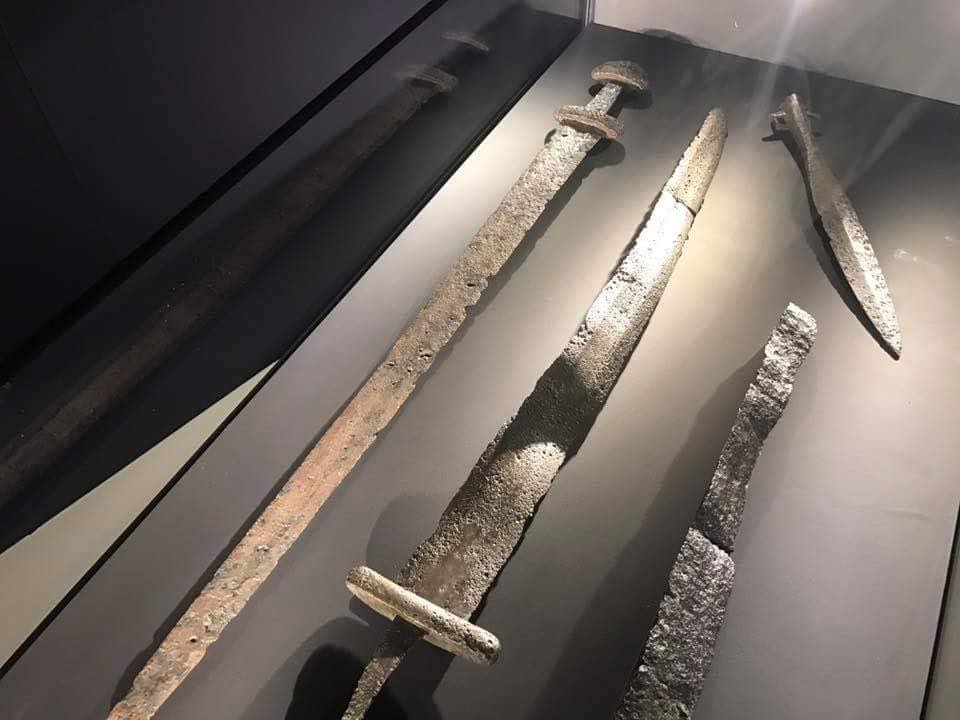 The Ulfberht swords