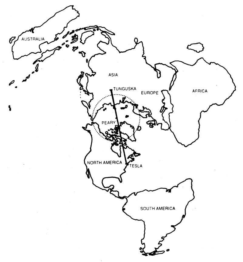 Tunguska 1908 Explosion