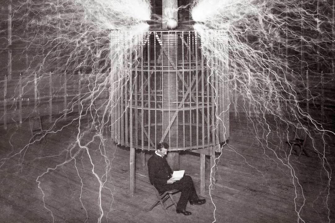 Particle Beam Weapon – Nikola Tesla`s Teleforce