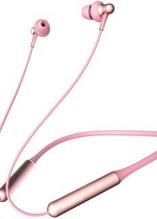 1More Stylish DualDynamic Driver BT InEar Headphones (E1024BT) (Pink)