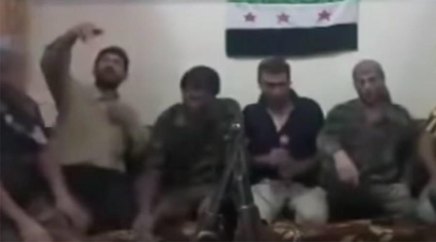 Sirijski pobunjenici umjesto selfija okinuli eksplozivnu napravu