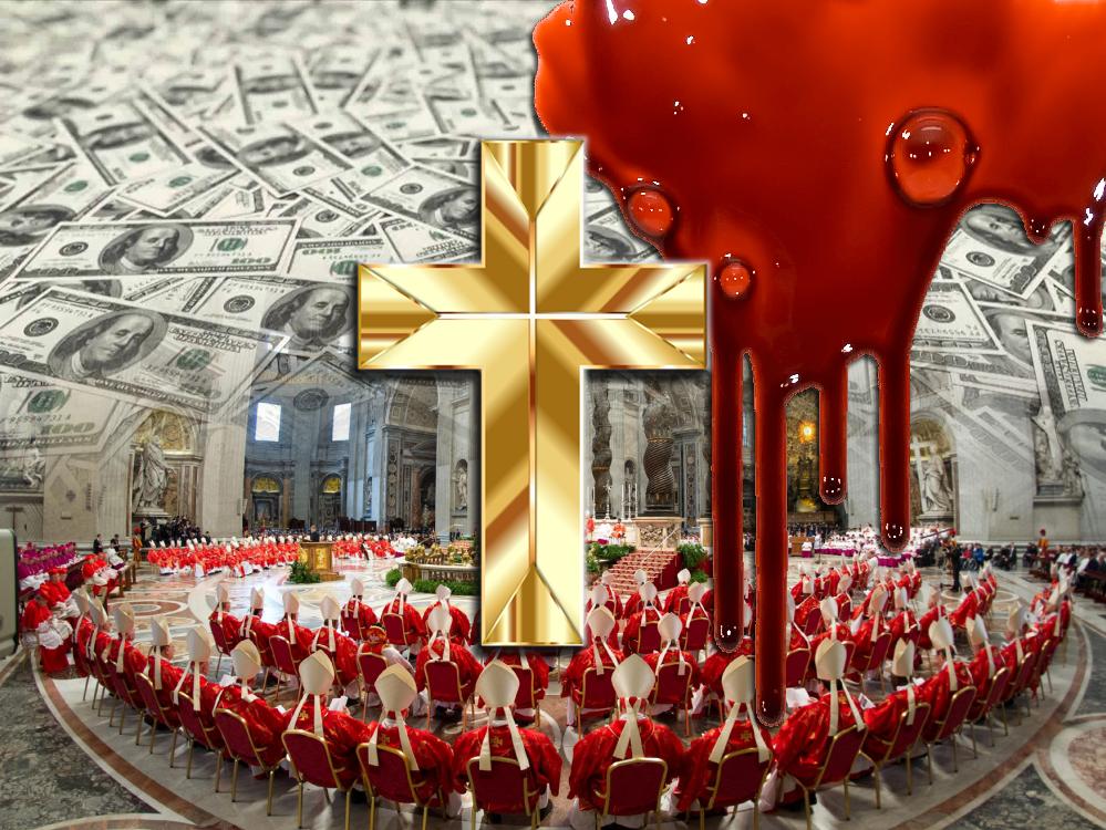 Krvavi novac crkve