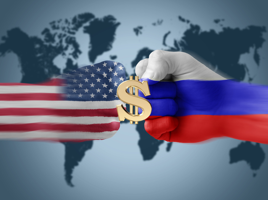 Dok Rusija vraća svoj dug Amerika pada u sve veće dugove