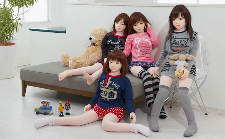 Mogu li seksi lutke nalik djevojčicama pomoći pedofilima u suzbijanju nagona?