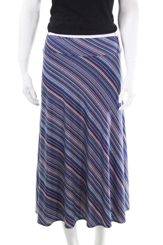 Blue Striped Cleopatra Skirt