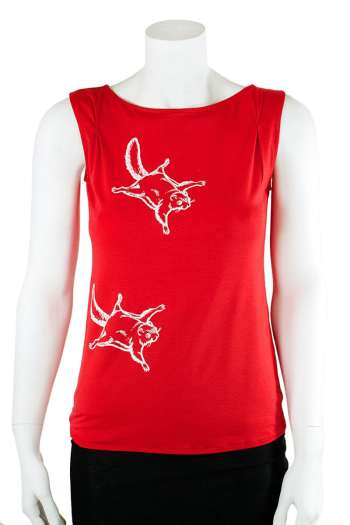Flying Squirrel Tank Top