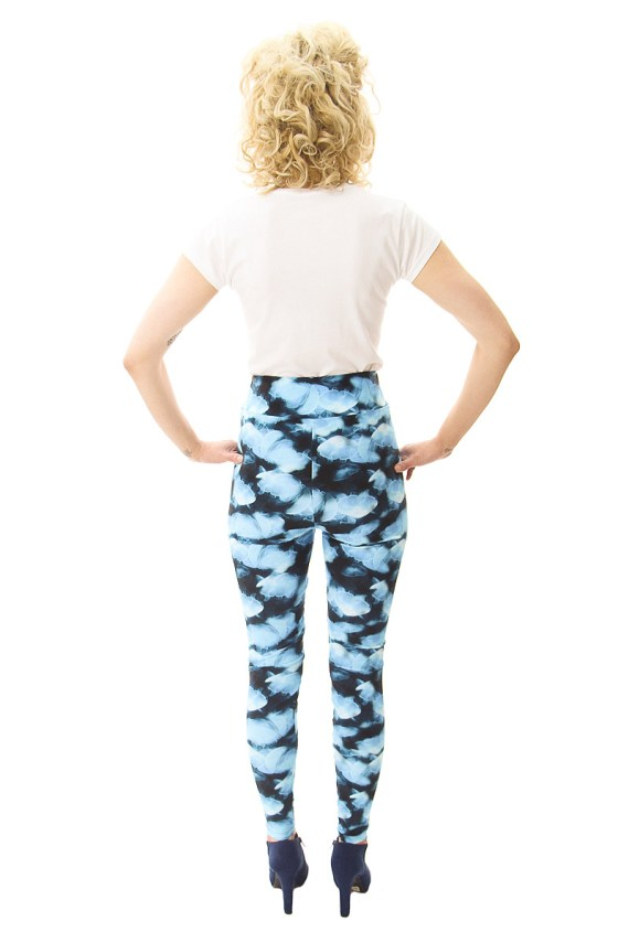 Jelly Fish Leggings