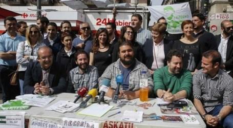 Alcaldes de Madrid y Andalucía respaldan a los sindicalistas en huelga de hambre en apoyo a Bódalo