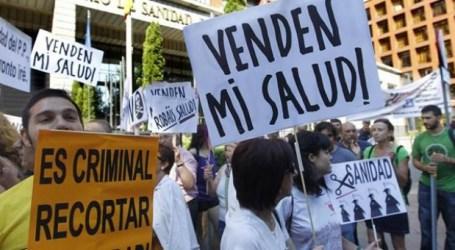 Cuatro años después del Gobierno del PP. Sanidad: un derecho convertido en negocio