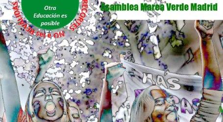 REVÁLIDAS NO! Manifestación 26 Octubre 18:00 horas Neptuno-Sevilla