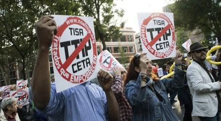 Frente al TTIP, un otoño de luchas