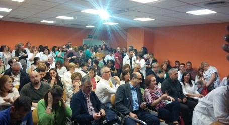 Ayer viernes, en una masiva asamblea se creó la plataforma para luchar contra el desmantelamiento del hospital universitario de Móstoles